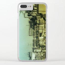 Haute Vue Paris / Chimneys Clear iPhone Case