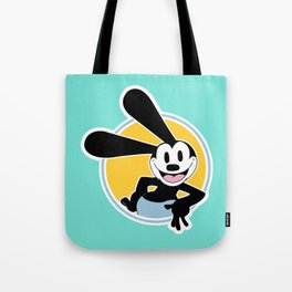 Oswald the Lucky Rabbit Tote Bag