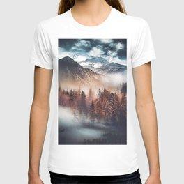 LOST IN THE FOG T-shirt