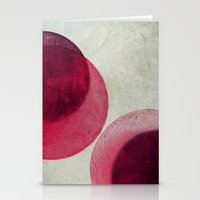 circles Stationery Cards featuring circles by Claudia Drossert