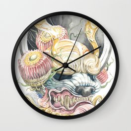 Abouts Wall Clock