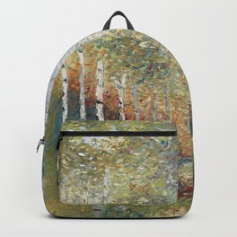 Birch Among the Pines Backpack