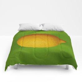 Lemon Lime Comforters