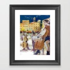 Magica Siena Framed Art Print