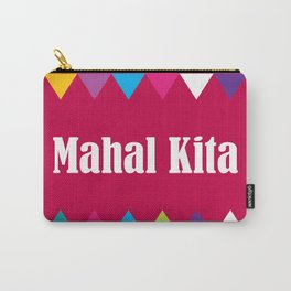 i love you in tagalog Carry-All Pouch