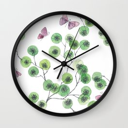 a touch of summer Wall Clock