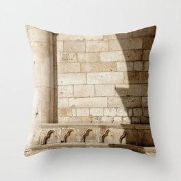 Dubrovnik 1.0 Throw Pillow