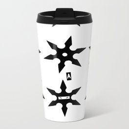 ninja Metal Travel Mug