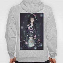 Kimono dollfie -  eyebright , skylight. Manga / Anime Hoody