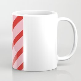 Reddy Stripes Coffee Mug