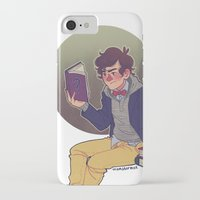 preppy iPhone & iPod Cases featuring preppy dipper by monsternist