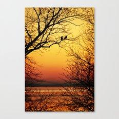 Sunrise Submission Canvas Print