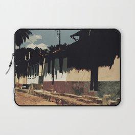 Brazil Street Laptop Sleeve