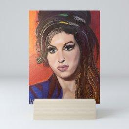 Winehouse - Long Live the Blues Mini Art Print