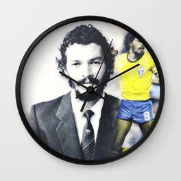 Dr Socrates Wall Clock