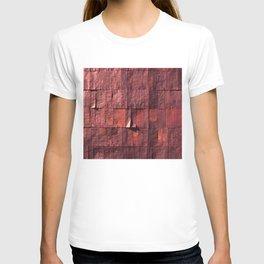 Antique Copper Wall Pattern T-shirt