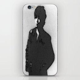 alan vega iPhone Skin