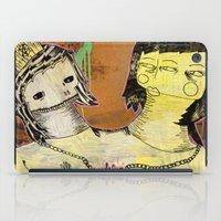 brooklyn iPad Cases featuring Brooklyn by M a t i l d a    S t o n e