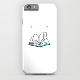 I´m A Writer I Make The Voice In My Head Work For Me Motive iPhone Case