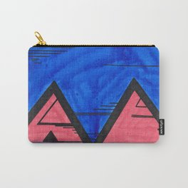 Nonconforming Triangular Hi-Five Carry-All Pouch