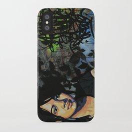 mariposas negras  iPhone Case