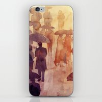takmaj iPhone & iPod Skins featuring Summer day by takmaj