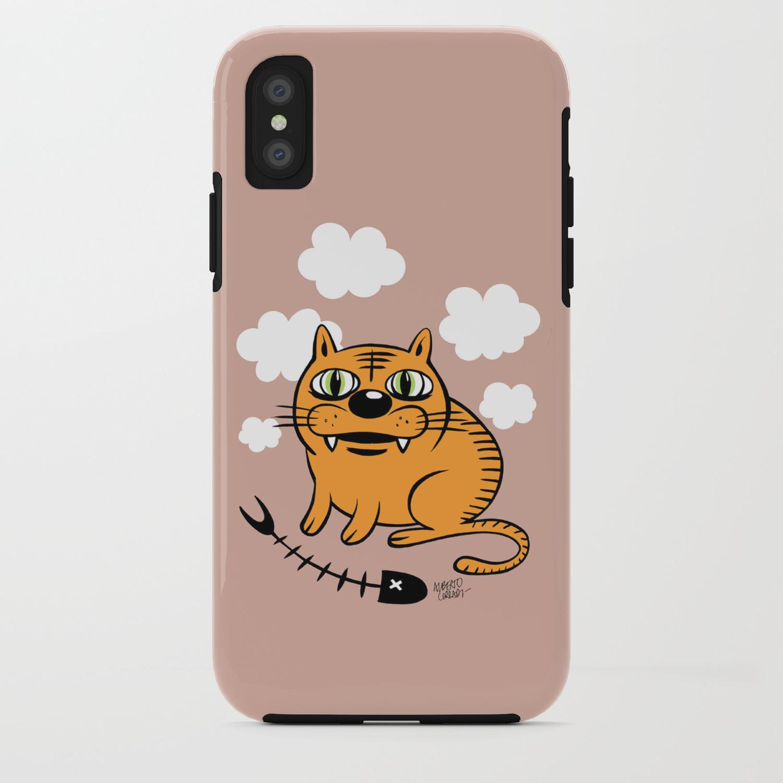 new style 4beb2 5f48f FAT CAT iPhone Case
