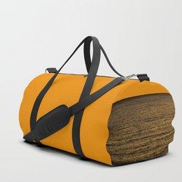 luz naranja Duffle Bag
