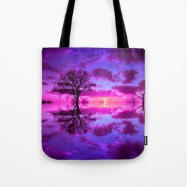 before midnight Tote Bag
