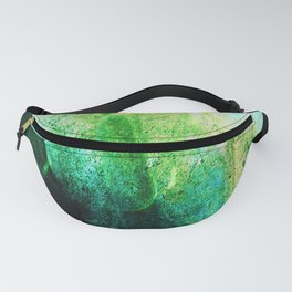 STORMY MINT AND GREEN v2 Fanny Pack