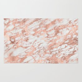 Blush Gold Quartz Rug