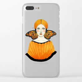 anais Clear iPhone Case