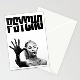 PSYCHO - JANET LEIGH Stationery Cards