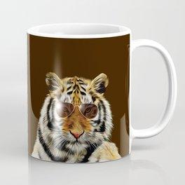 In the Eye of the Tiger Coffee Mug