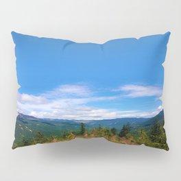 Northern Cascade Sky Pillow Sham