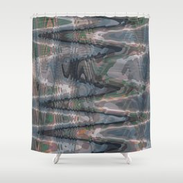 ROADOSCOPE Shower Curtain