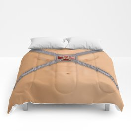 Barbarian Chest and Armor Comforters