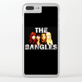 the bangles Clear iPhone Case