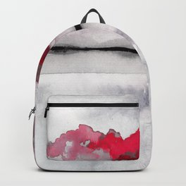 Mysterious cloud Backpack