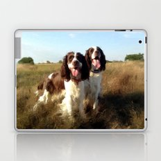 A Day In The Field Laptop & iPad Skin