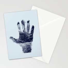 High five world Stationery Cards