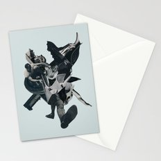 Kissing the Jaws of Life Stationery Cards