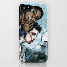 Naomi Campbell iPhone Case