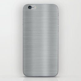 Metal iPhone Skin