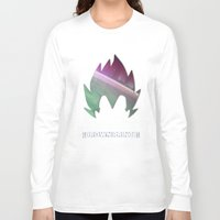 dbz Long Sleeve T-shirts featuring DBZ In Space (Vegeta) by !SUBMIT! MEDIA