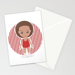 Richard Simmons Stationery Cards