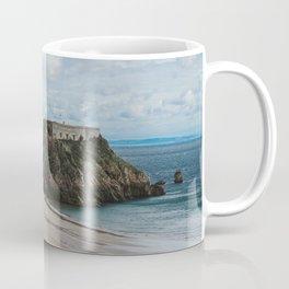 St. Catherine's Fort, Wales Coffee Mug