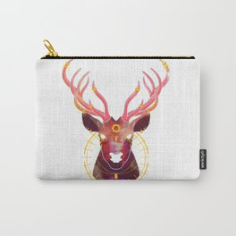 The Sun and the Stag Carry-All Pouch