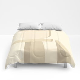 Shape study #12 - Stackable Collection Comforters