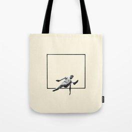 Hurdle (Rectangle) Tote Bag